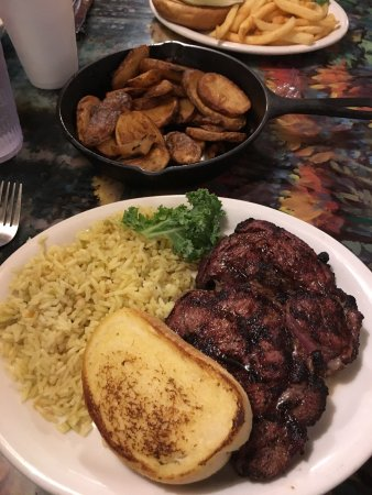 A J Spurs Saloon & Dining: photo0.jpg