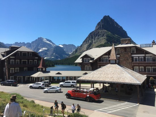 Many Glacier Lodge: photo0.jpg