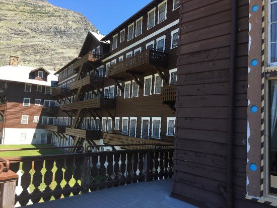 Many Glacier Lodge: photo2.jpg