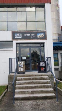 Invercargill, Yeni Zelanda: Entrance