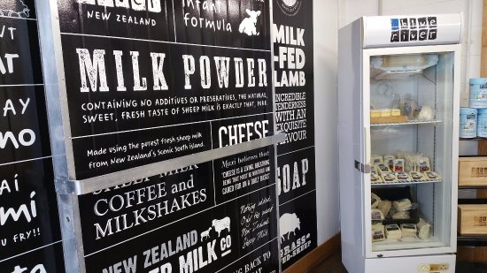 Invercargill, Nova Zelândia: Love the design