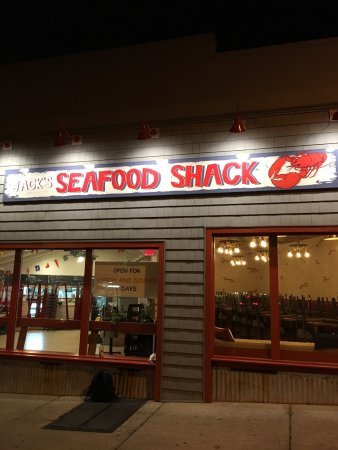 The best seafood in town