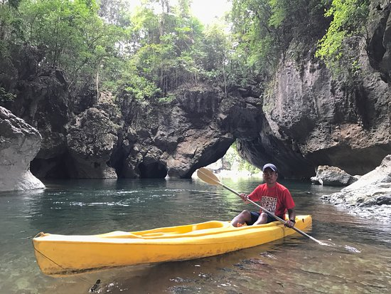 Samar Island, Filippijnen: Sohoton Natural Bridge Natural Park