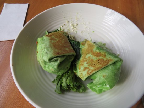 Caringbah, Australien: Spinach Wrap