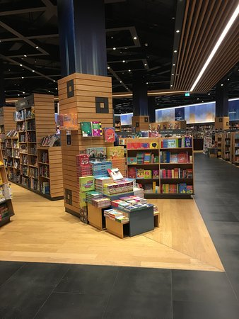 Kinokuniya Book Store Photo