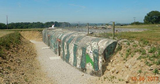 Saint-Marcouf, Frankrijk: bunker 1