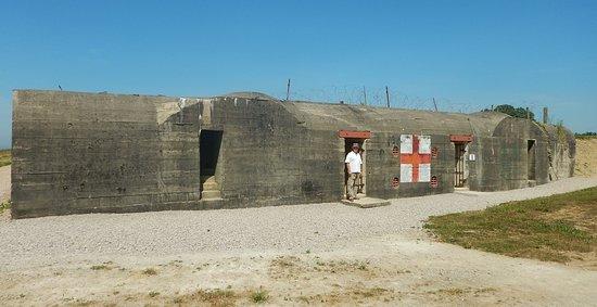 Saint-Marcouf, Frankrijk: bunker 2