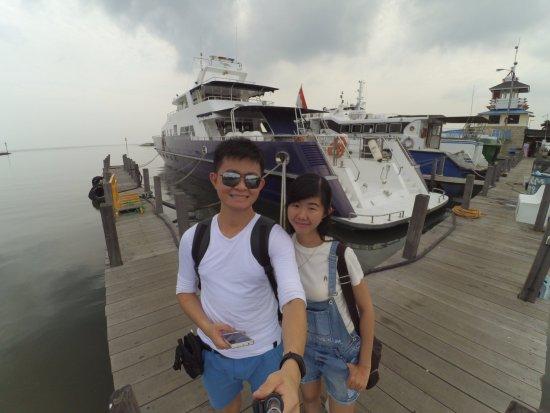 Ancol Dreamland : Ship