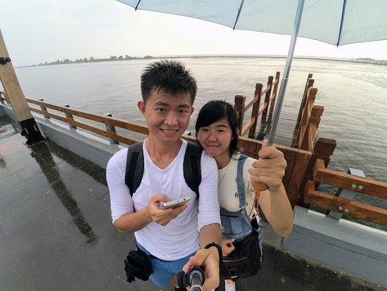Ancol Dreamland : Umbrella