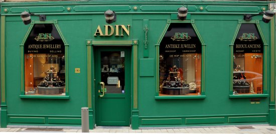 Adin Antique Jewelry