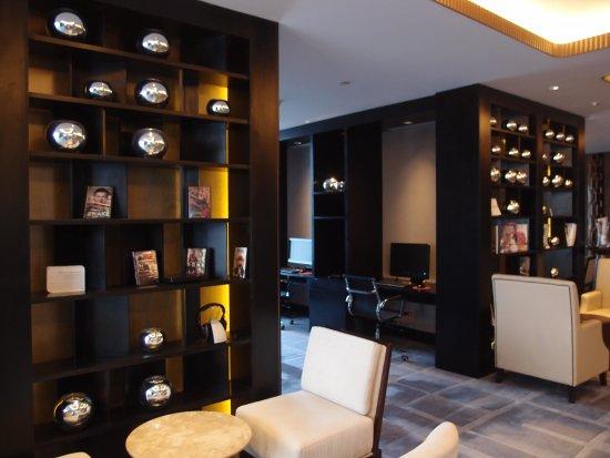 쉐라톤 상하이 홍커우 호텔 사진