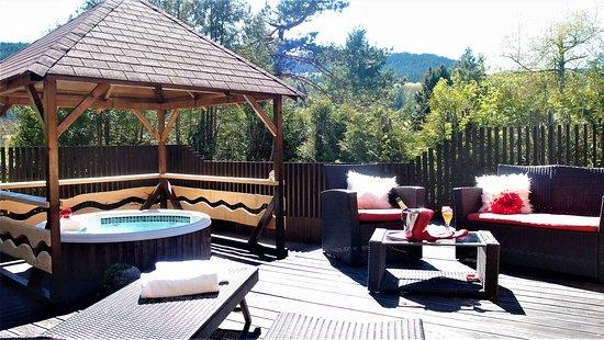 Domaine du haut jardin hotel rehaupal france voir les for Haut jardin rehaupal