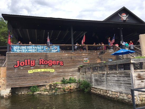 Rocky Mount, MO : jolly rogers