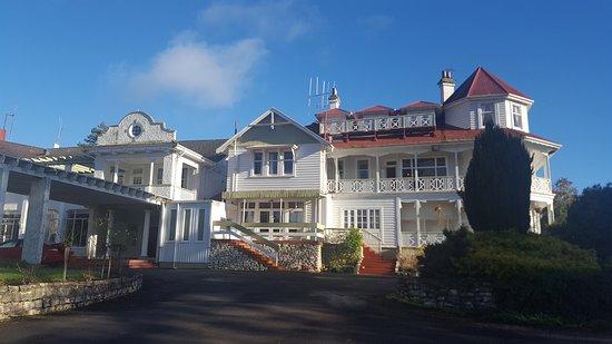 와이토모 케이브스 호텔 사진