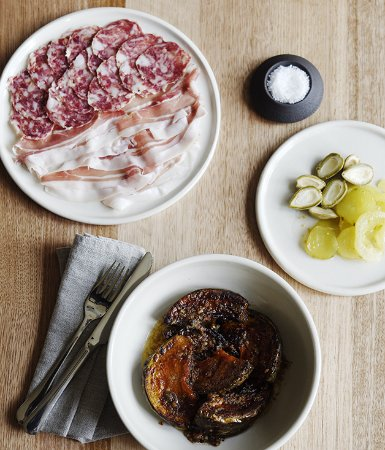New Norfolk, Australia: Our charcuterie.