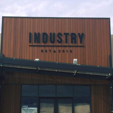 Industry Cafe