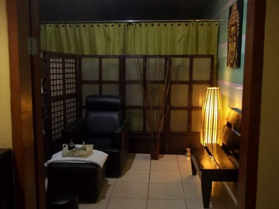 Digos City, Filipina: Beaumetrics Massage Spa and Facial Care Center