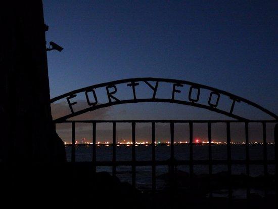 Killiney, Irlandia: Forty Foot