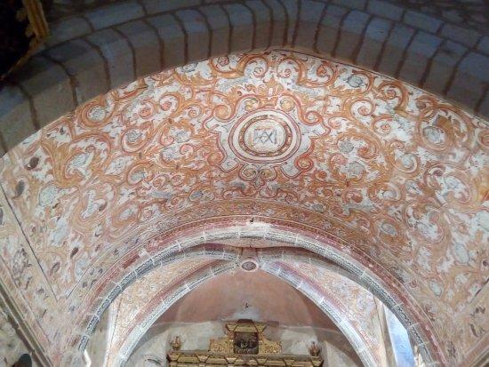 Alburquerque, Spagna: ceiling
