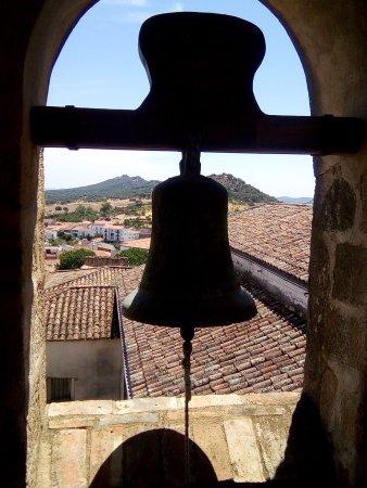 Alburquerque, Spagna: Bell tower