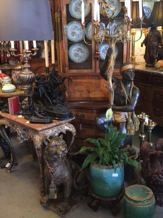 Kenneth Lay Antiques