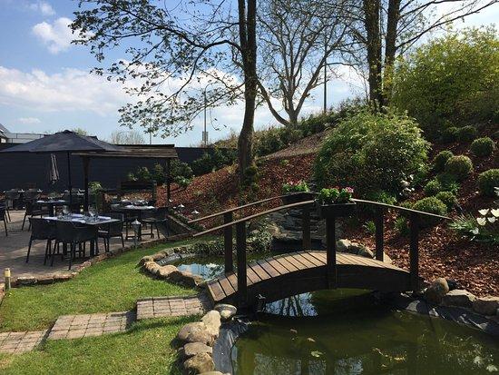 Marche-en-Famenne, Belgio: La terrasse