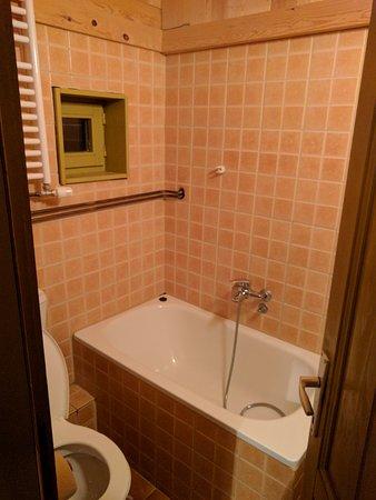 Mecavnik: Bathroom- more than small