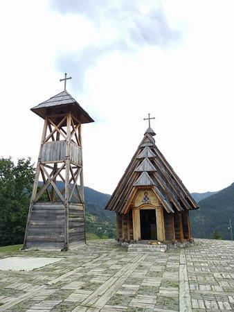 Mecavnik: Orthodox church