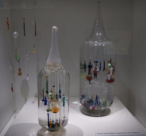 Sars-Poteries, Fransa: Ludion Musée du verre
