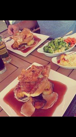 Emsworth, UK: Roast