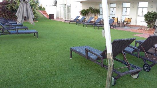 Southern Sun Elangeni & Maharani: Rooftop