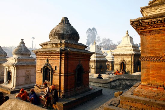 biggest Hindu temple in the world  - Pashupatinath Temple