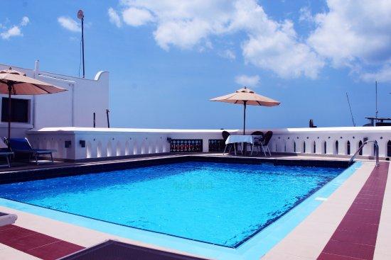 Restaurant, lounge & bar  – Billede af Maru Maru Hotel, Zanzibar - Tripadvisor