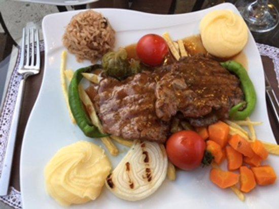 Seten seten anatolian cuisine g reme resmi tripadvisor for Anatolian cuisine