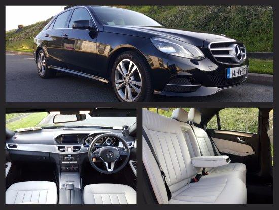 Greystones, أيرلندا: Mercedes E Class
