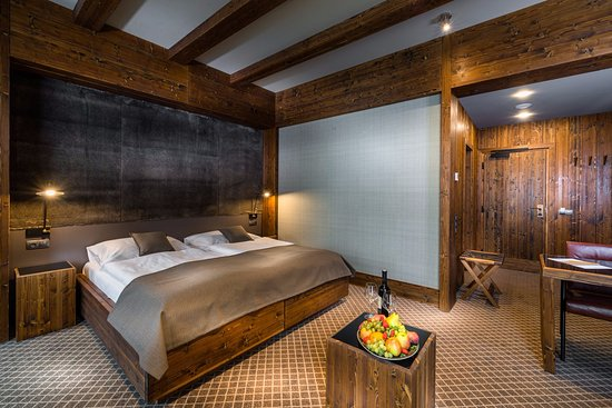 Demanovska Dolina, Σλοβακία: Hotelová izba