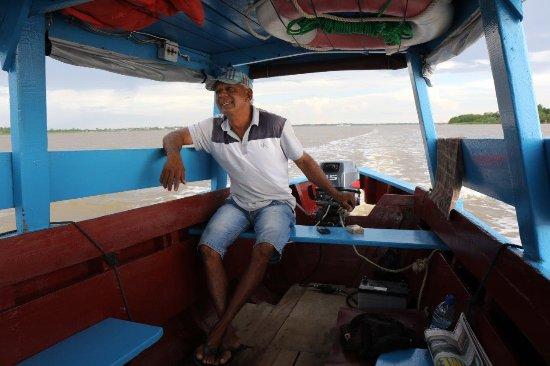 Scenes from Commewijne River trip