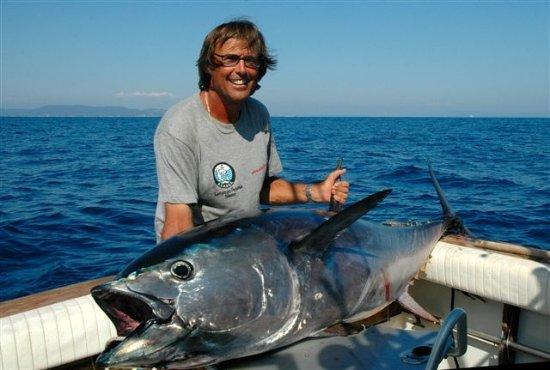 Charter Scuola di Pesca Excalibur