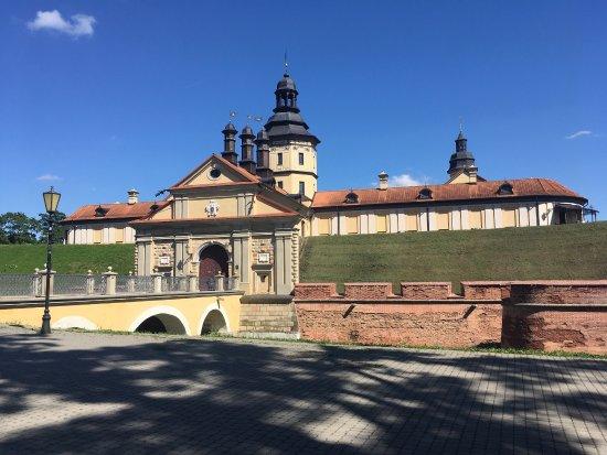 Nesvizh, เบลารุส: Замок и внутренние убранства