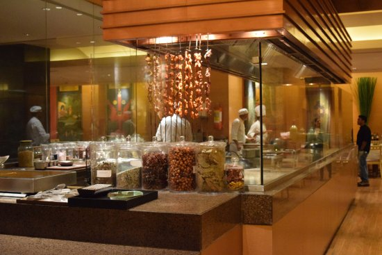 Interiors Picture Of Soma Indian Cuisine At Grand Hyatt