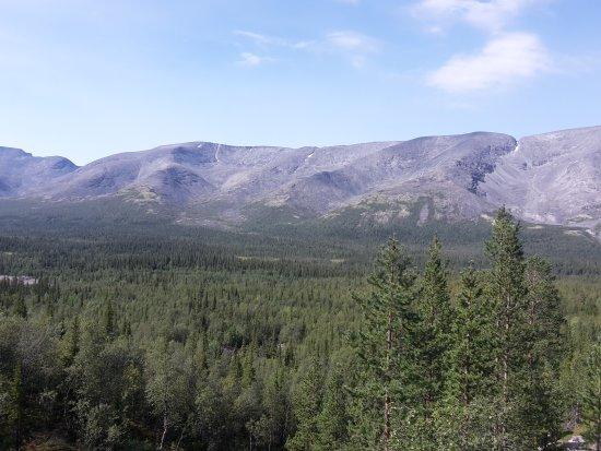 Khibiny Mountains照片