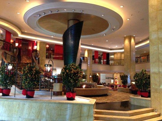 โรงแรมแชงกรี-ล่า กัวลาลัมเปอร์: Reception!