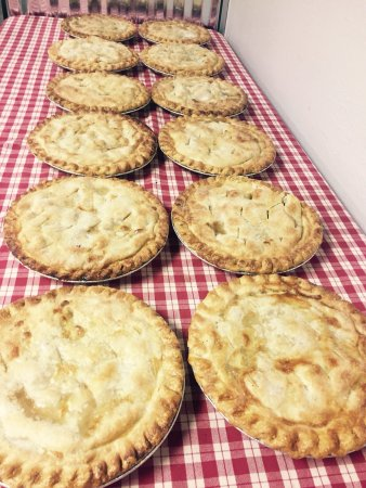 Homedale, ID: Apple Pie for the 4th of July 🇺🇸