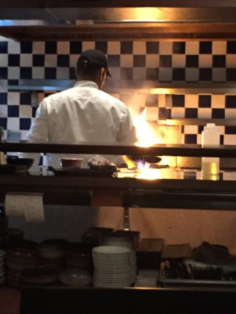 Donostia: The kitchen is *on fire!*