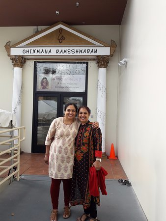 Chinmaya Mission of Los Angles-'Chinmaya Rameshwaram'