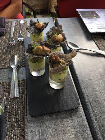 Agneau fum au foin picture of en cuisine brive la - En cuisine brive ...