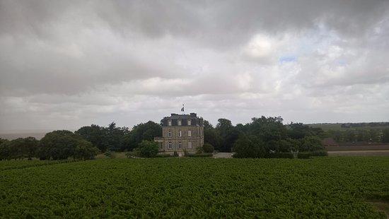 Begadan, Frankrike: Vue depuis la tour