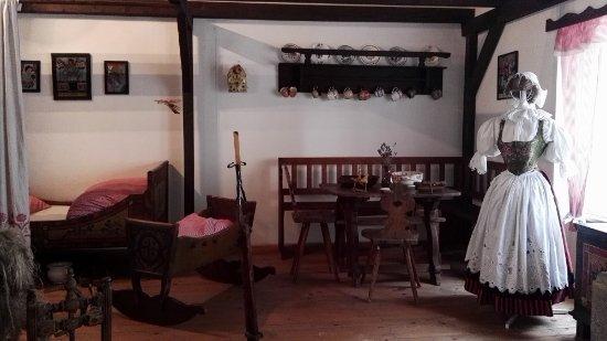 Humpolec, Tsjekkia: Interior of the museum