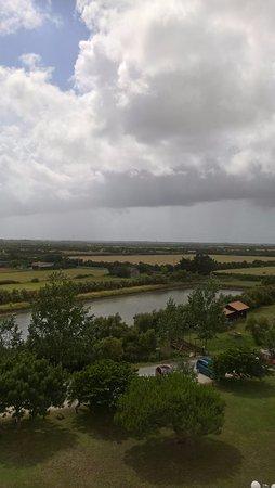 Jau-Dignac-et-Loirac, Франция: vue d'en haut