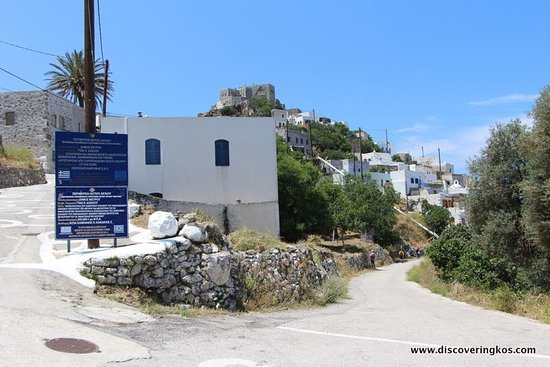 Emporeios on the island of Nisyros